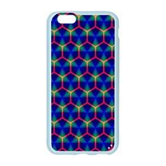 Honeycomb Fractal Art Apple Seamless iPhone 6/6S Case (Color)