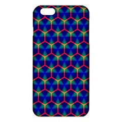 Honeycomb Fractal Art iPhone 6 Plus/6S Plus TPU Case