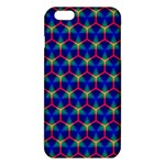Honeycomb Fractal Art iPhone 6 Plus/6S Plus TPU Case Front