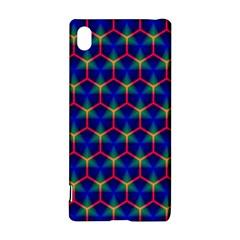 Honeycomb Fractal Art Sony Xperia Z3+