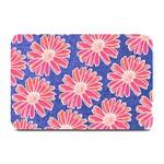 Pink Daisy Pattern Plate Mats 18 x12 Plate Mat - 1