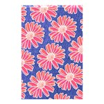 Pink Daisy Pattern Shower Curtain 48  x 72  (Small)  42.18 x64.8 Curtain