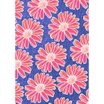 Pink Daisy Pattern You Rock 3D Greeting Card (7x5) Inside
