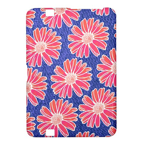 Pink Daisy Pattern Kindle Fire HD 8.9