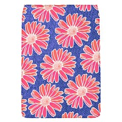 Pink Daisy Pattern Flap Covers (s)