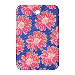 Pink Daisy Pattern Samsung Galaxy Note 8.0 N5100 Hardshell Case