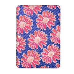 Pink Daisy Pattern Samsung Galaxy Tab 2 (10.1 ) P5100 Hardshell Case