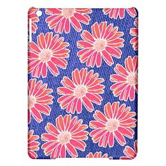 Pink Daisy Pattern Ipad Air Hardshell Cases