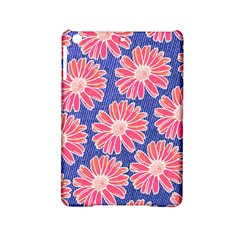 Pink Daisy Pattern iPad Mini 2 Hardshell Cases