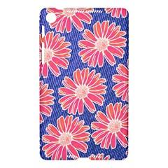 Pink Daisy Pattern Nexus 7 (2013)