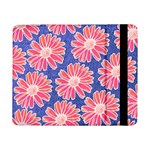 Pink Daisy Pattern Samsung Galaxy Tab Pro 8.4  Flip Case Front