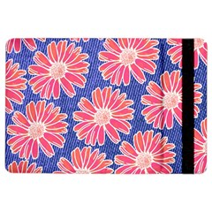 Pink Daisy Pattern iPad Air 2 Flip