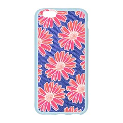 Pink Daisy Pattern Apple Seamless iPhone 6/6S Case (Color)