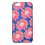 Pink Daisy Pattern iPhone 6/6S TPU Case Front