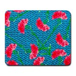 Carnations Large Mousepads Front