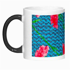 Carnations Morph Mugs