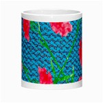 Carnations Morph Mugs Center