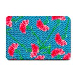 Carnations Small Doormat  24 x16 Door Mat - 1