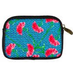 Carnations Digital Camera Cases Back