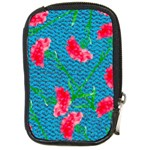 Carnations Compact Camera Cases Front