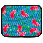 Carnations Netbook Case (XXL)  Front