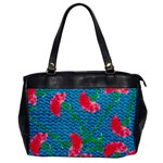 Carnations Office Handbags Front