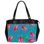 Carnations Office Handbags (2 Sides)  Front
