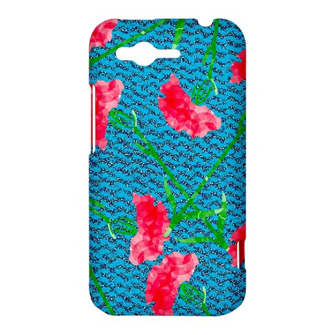 Carnations HTC Rhyme