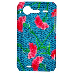 Carnations HTC Incredible S Hardshell Case