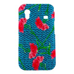 Carnations Samsung Galaxy Ace S5830 Hardshell Case