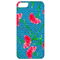 Carnations Apple Iphone 5 Classic Hardshell Case