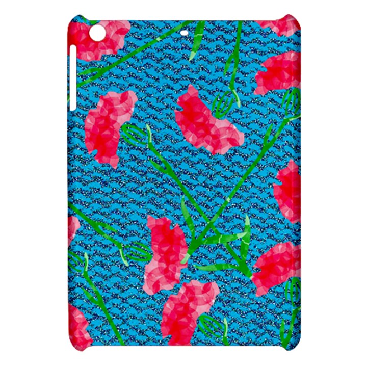 Carnations Apple iPad Mini Hardshell Case