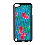 Carnations Apple iPod Touch 5 Case (Black) Front
