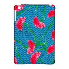 Carnations Apple Ipad Mini Hardshell Case (compatible With Smart Cover)