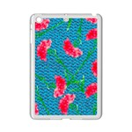 Carnations iPad Mini 2 Enamel Coated Cases Front