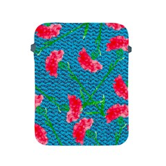 Carnations Apple iPad 2/3/4 Protective Soft Cases