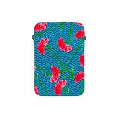 Carnations Apple iPad Mini Protective Soft Cases