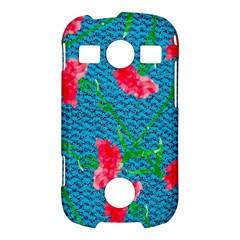 Carnations Samsung Galaxy S7710 Xcover 2 Hardshell Case