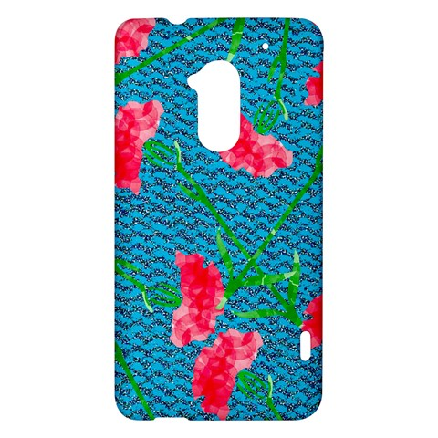 Carnations HTC One Max (T6) Hardshell Case