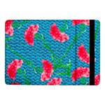 Carnations Samsung Galaxy Tab Pro 10.1  Flip Case Front