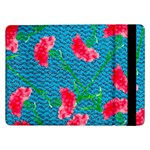 Carnations Samsung Galaxy Tab Pro 12.2  Flip Case Front
