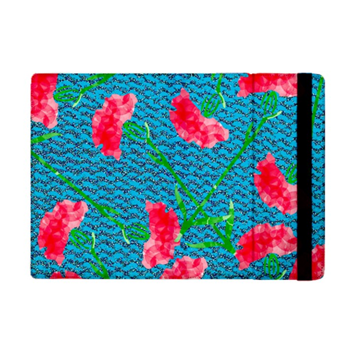 Carnations iPad Mini 2 Flip Cases
