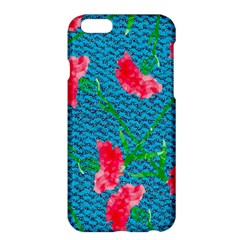 Carnations Apple iPhone 6 Plus/6S Plus Hardshell Case
