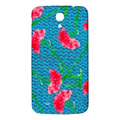 Carnations Samsung Galaxy Mega I9200 Hardshell Back Case