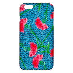 Carnations Iphone 6 Plus/6s Plus Tpu Case