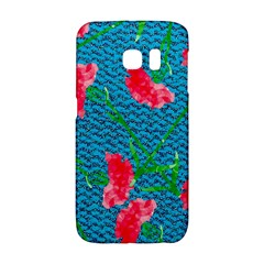 Carnations Galaxy S6 Edge