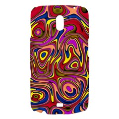 Abstract Shimmering Multicolor Swirly Samsung Galaxy Nexus i9250 Hardshell Case
