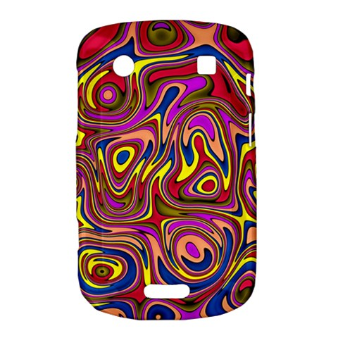 Abstract Shimmering Multicolor Swirly Bold Touch 9900 9930