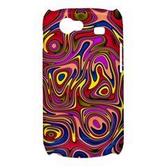 Abstract Shimmering Multicolor Swirly Samsung Galaxy Nexus S i9020 Hardshell Case