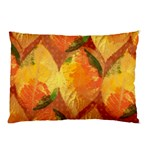 Fall Colors Leaves Pattern Pillow Case 26.62 x18.9 Pillow Case
